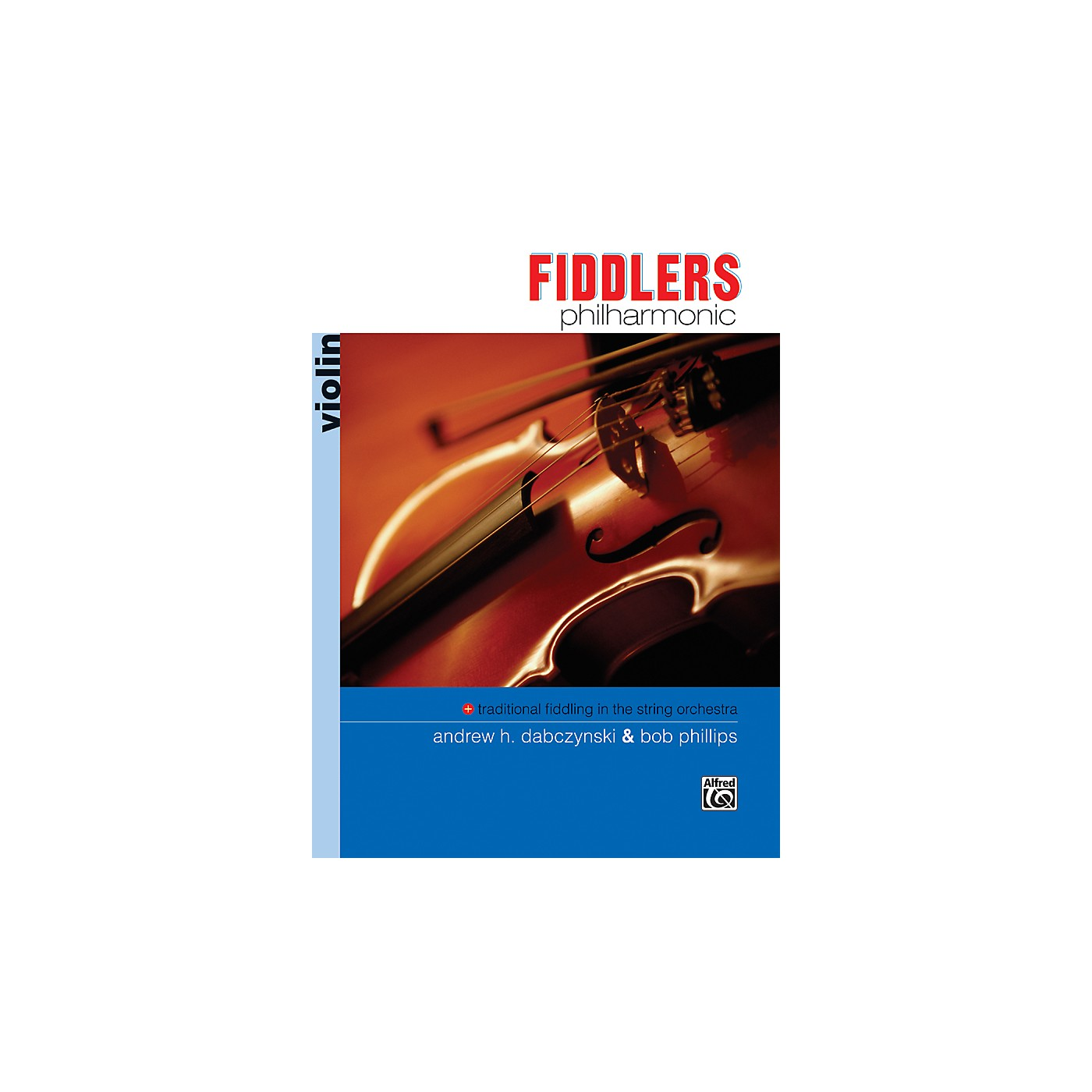 Alfred Fiddlers Philharmonic Violin Book thumbnail