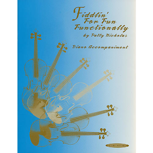 Alfred Fiddlin' for Fun Functionally Piano Accompaniment (Book) thumbnail