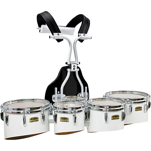 Yamaha Field-Corps 6, 10, 12, 13 Inch Quintet with RM-TVHBPT Biposto Carrier thumbnail