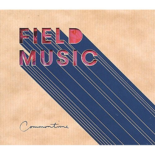 Alliance Field Music - Commontime thumbnail