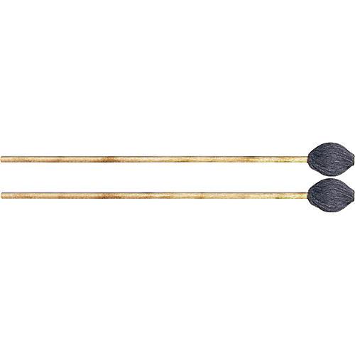 Innovative Percussion Field Series Gray Yarn Marimba Mallets thumbnail