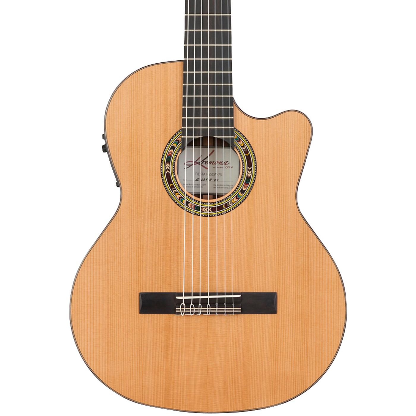 Kremona Fiesta CW-7 Classical Electric Guitar thumbnail