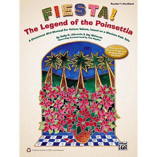 Alfred Fiesta! The Legend of the Poinsettia Teacher's Handbook-thumbnail