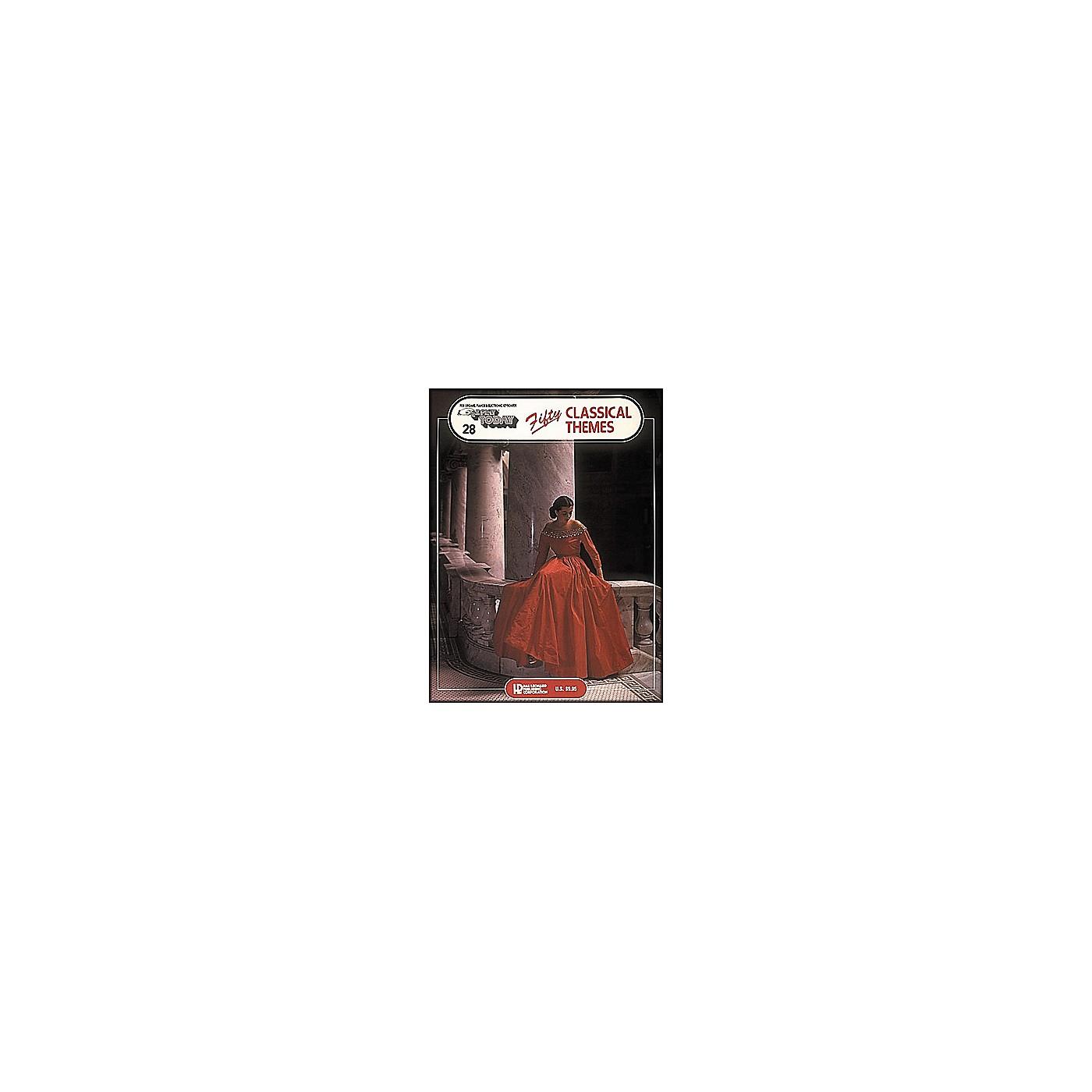 Hal Leonard Fifty Classical Themes E-Z Play 28 thumbnail