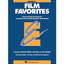 Hal Leonard Film Favorites Baritone B.C.