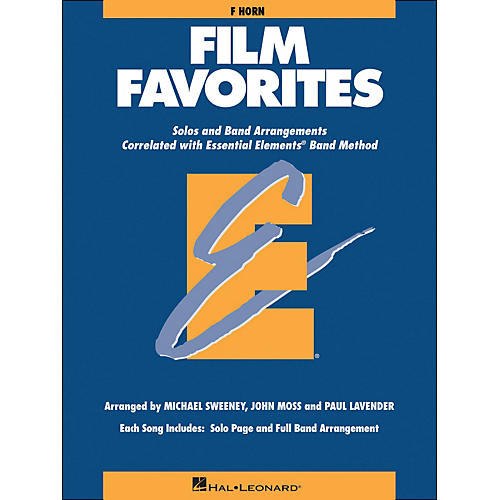 Hal Leonard Film Favorites F Horn-thumbnail