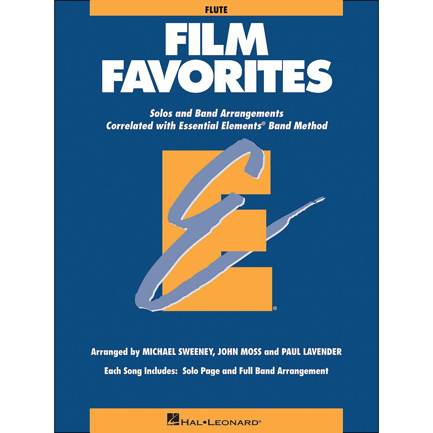 Hal Leonard Film Favorites Flute thumbnail