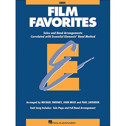 Hal Leonard Film Favorites Oboe thumbnail