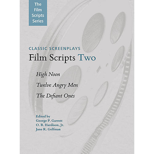Applause Books Film Scripts Two (High Noon, Twelve Angry Men, The Defiant Ones) Applause Books Series Softcover thumbnail