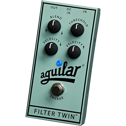 Aguilar Filter Twin Bass Effects Pedal-thumbnail