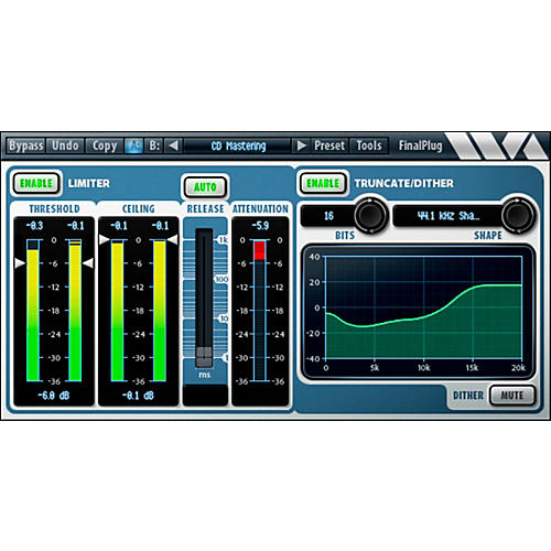 Wave Arts FinalPlug - AAX DSP Software Download thumbnail