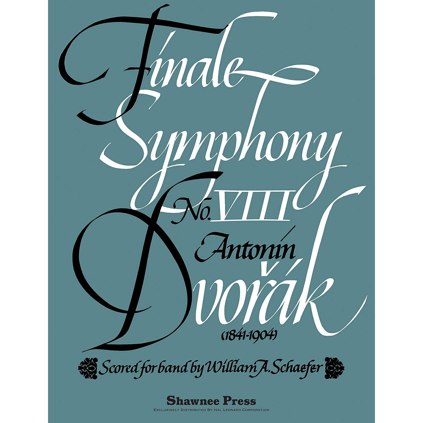 Hal Leonard Finale - Symphony No. 8 Concert Band Level 5 Arranged by Schaefer thumbnail