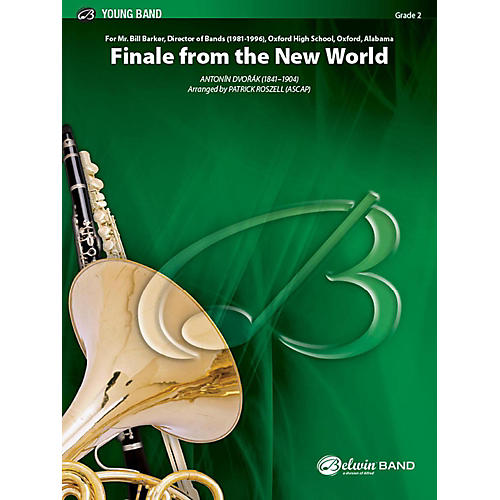 Alfred Finale from The New World Concert Band Grade 2 Set thumbnail