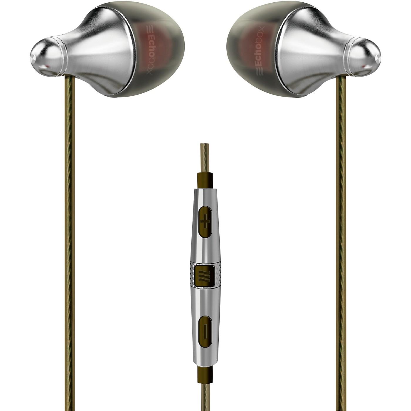 Echobox Audio Finder Titanium Hi-Res Earphones - iPhone Edition thumbnail