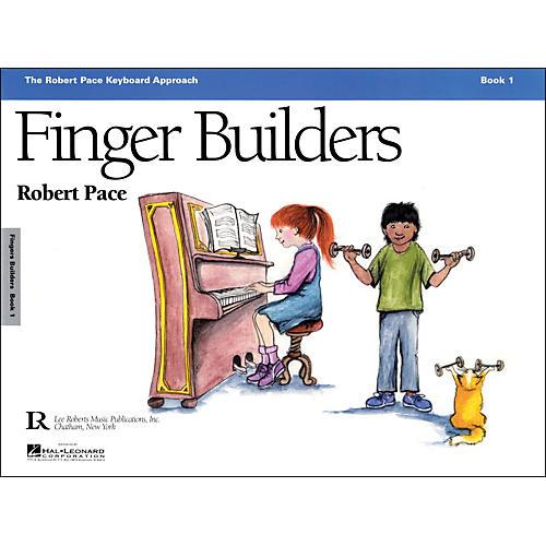 Hal Leonard Finger Builders Book 1 Revised Edition thumbnail