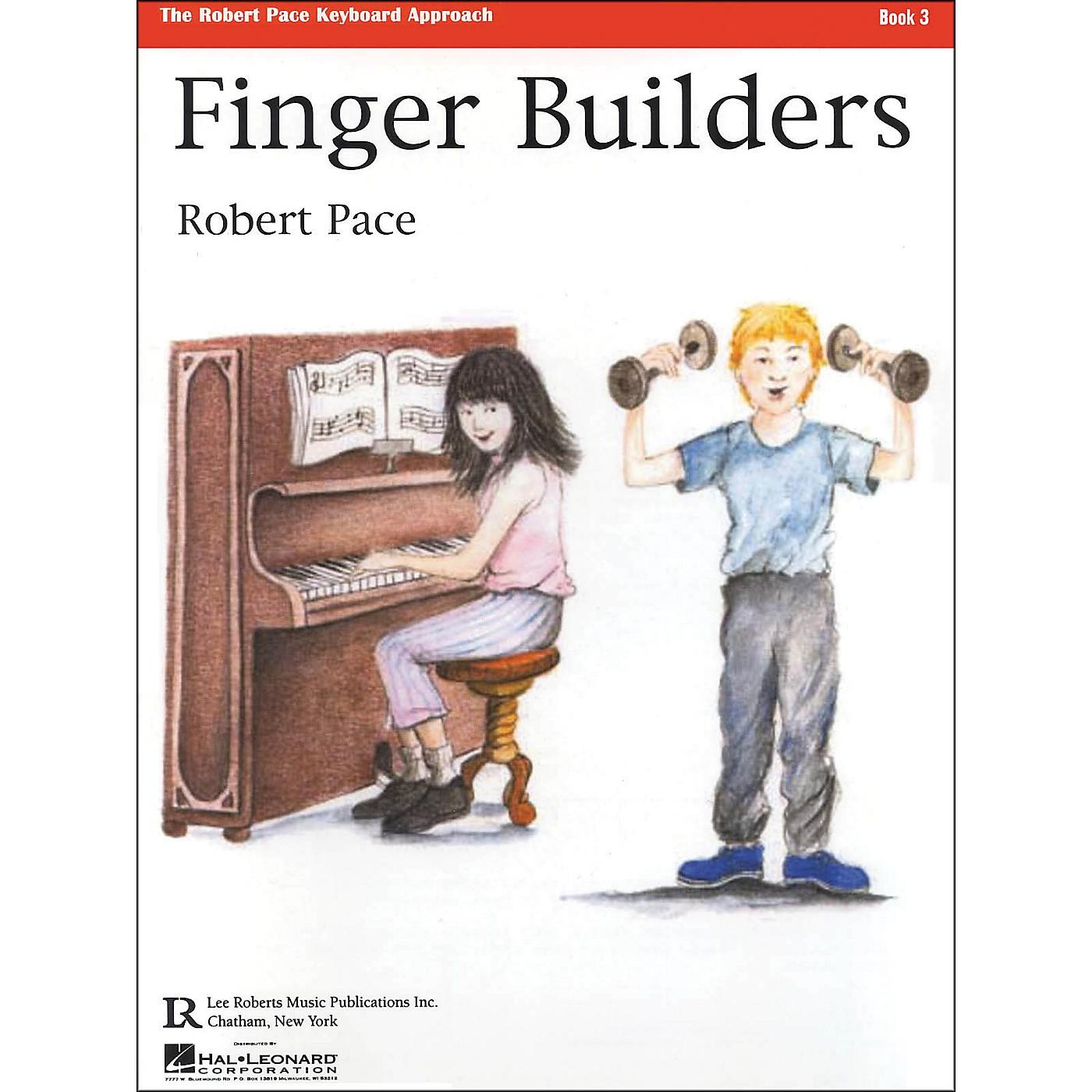 Hal Leonard Finger Builders Book 3 - Piano thumbnail