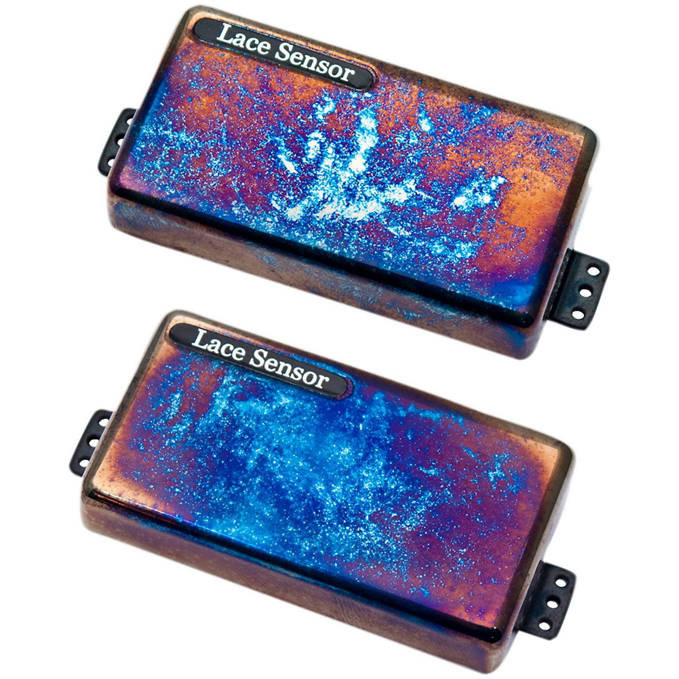 Lace Finger Burner Humbucker Guitar Pickup Set thumbnail