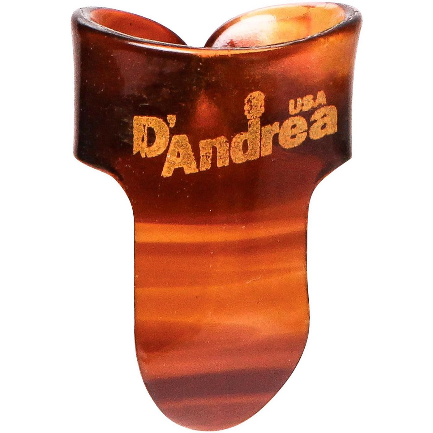 D'Andrea Finger Guitar Picks One Dozen thumbnail