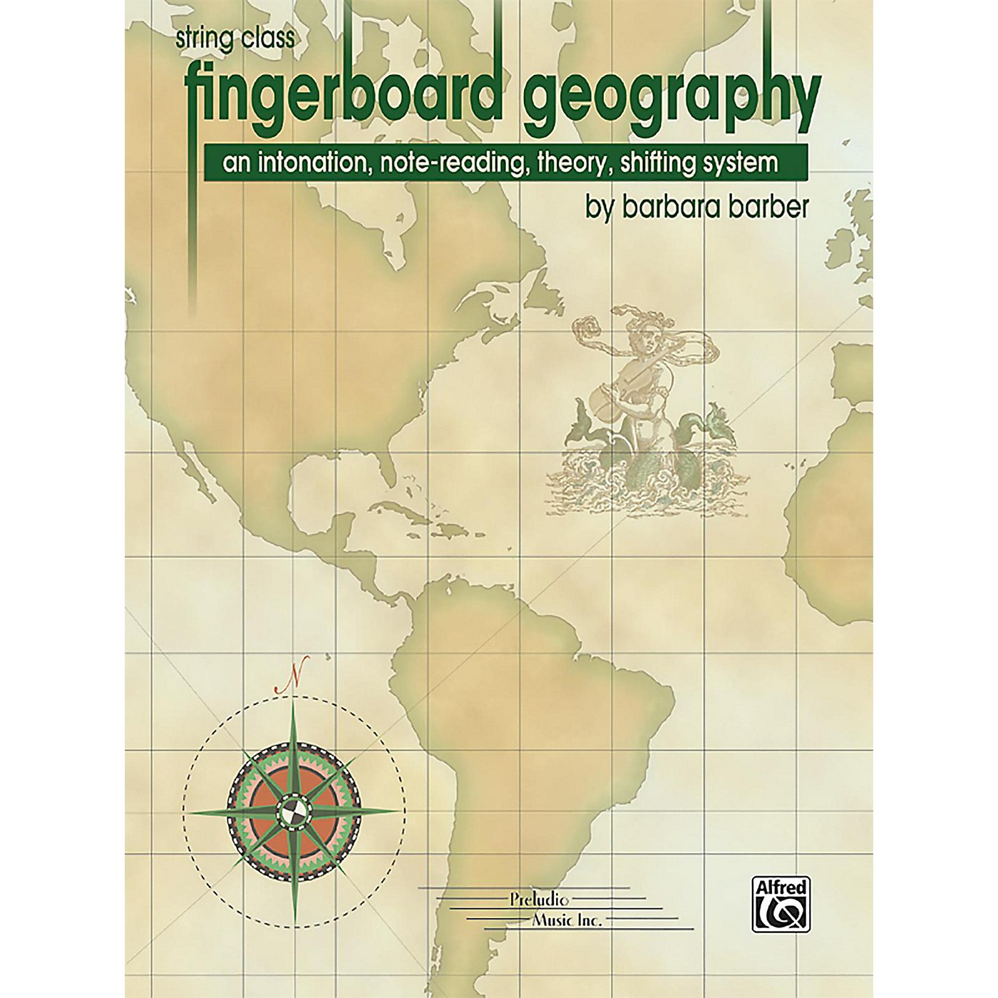 PRELUDIO Fingerboard Geography for the String Class (For Violin, Viola, Cello, and Bass) thumbnail