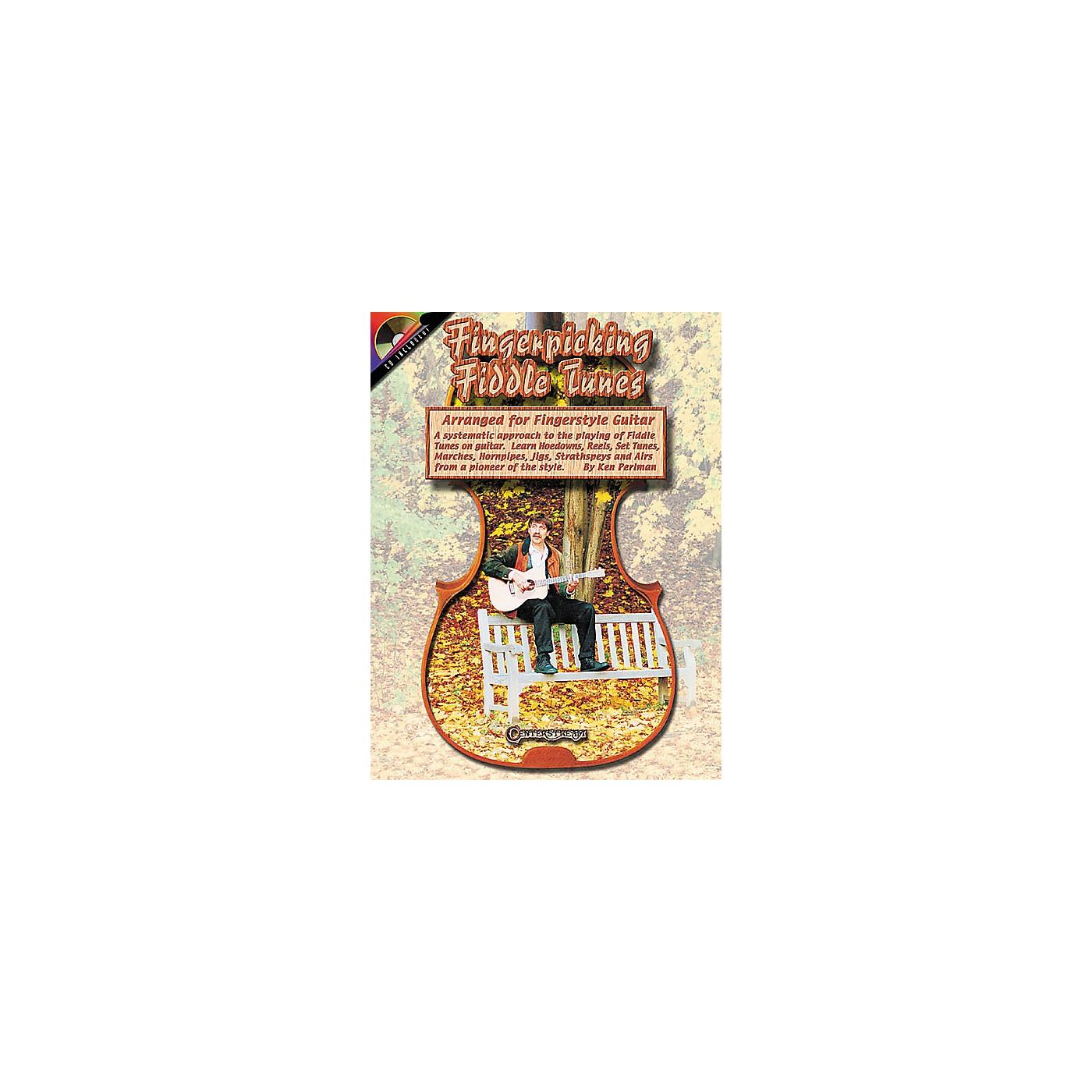 Centerstream Publishing Fingerpicking Fiddle Tunes for Guitar (Book/CD) thumbnail