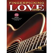 Hal Leonard Fingerpicking Love Songs Songbook