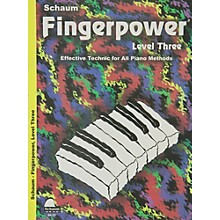 Hal Leonard Fingerpower Book Level 3