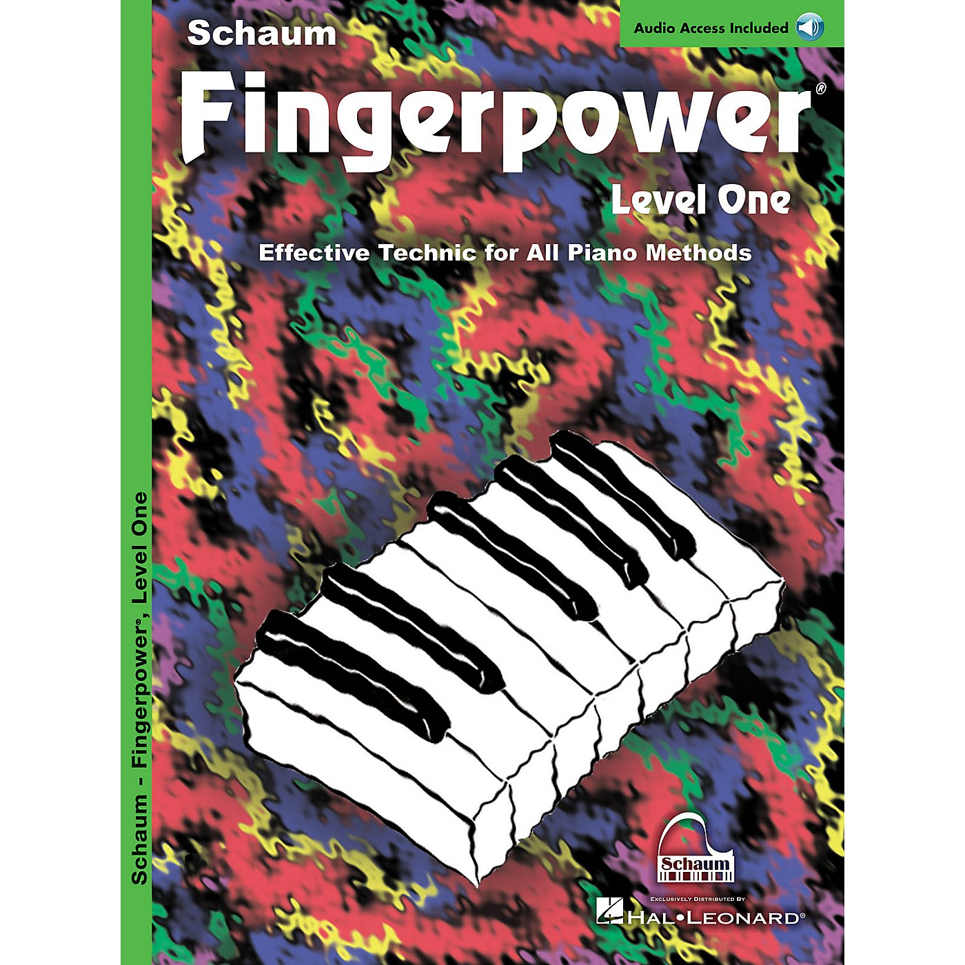 SCHAUM Fingerpower (Level 1 Book/CD Pack) Educational Piano Series Softcover with CD Written by John W. Schaum thumbnail