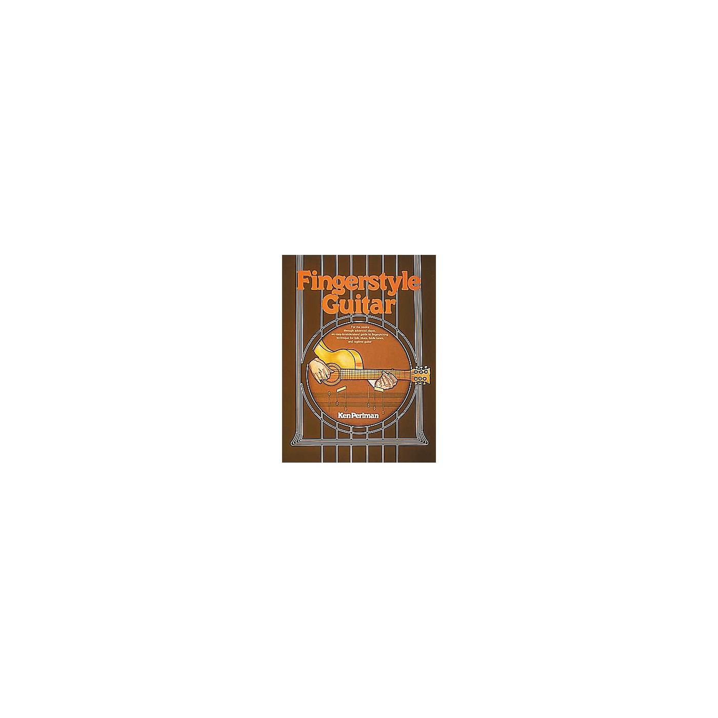 Centerstream Publishing Fingerstyle Guitar Book thumbnail