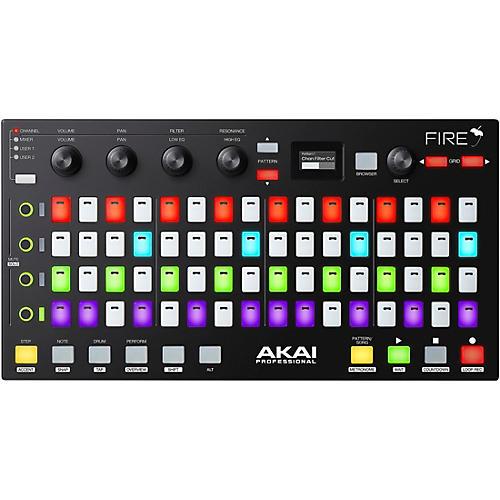 Akai Professional Fire FL Studio Controller thumbnail