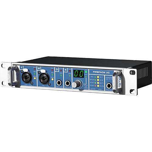 RME Fireface UC Compact 36-Channel USB Interface thumbnail
