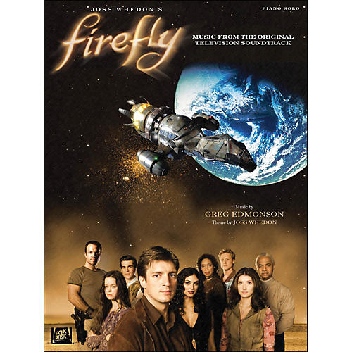 Hal Leonard Firefly Piano Solo Music From The Original Television Soundtrack arranged for piano solo thumbnail