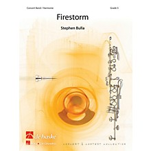 De Haske Music Firestorm (Score and Parts) De Haske Brass Band Series by Stephen Bulla