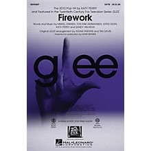 Hal Leonard Firework (featured in Glee) SSA by Katy Perry Arranged by Adam Anders