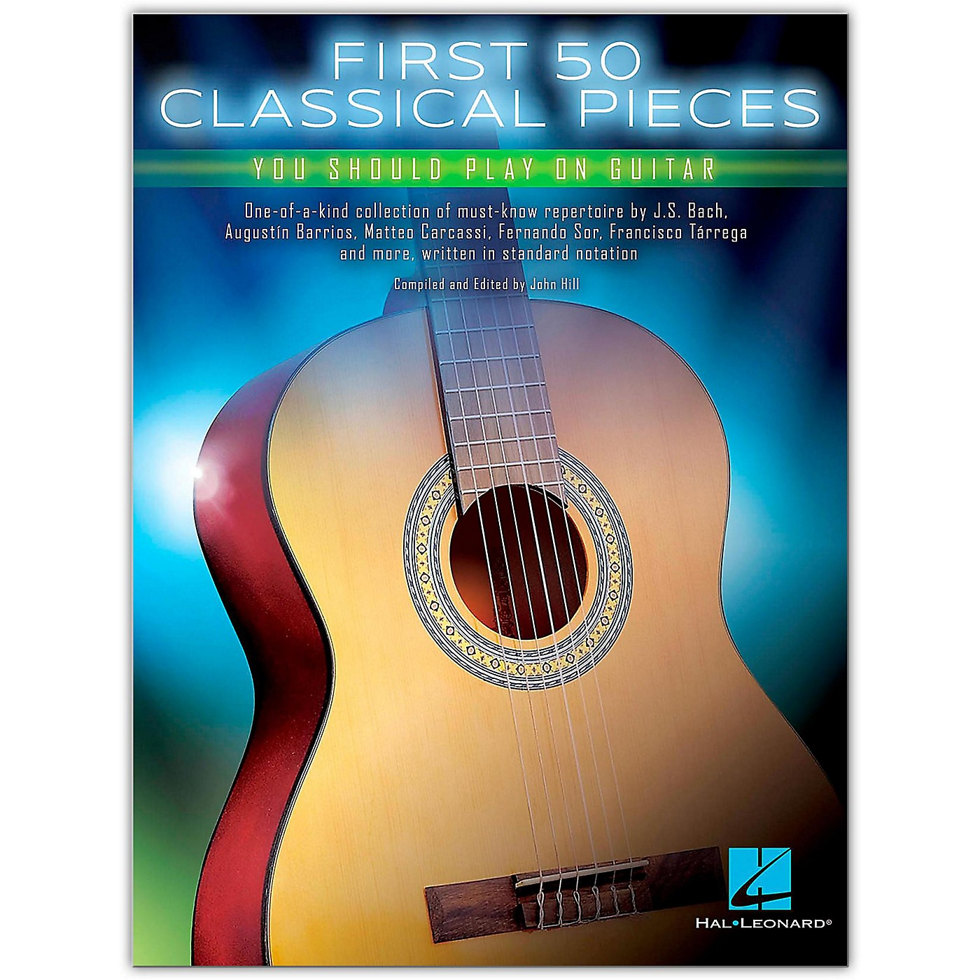 Hal Leonard First 50 Classical Pieces You Should Play on Guitar thumbnail