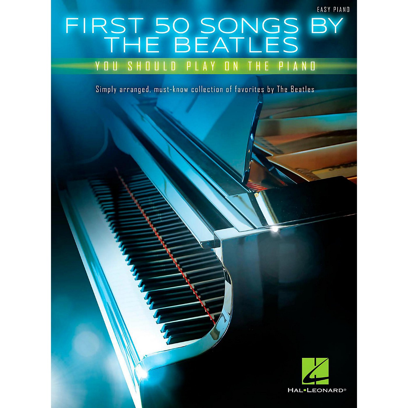 Hal Leonard First 50 Songs by the Beatles You Should Play on the Piano thumbnail