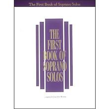 G. Schirmer First Book Of Soprano Solos