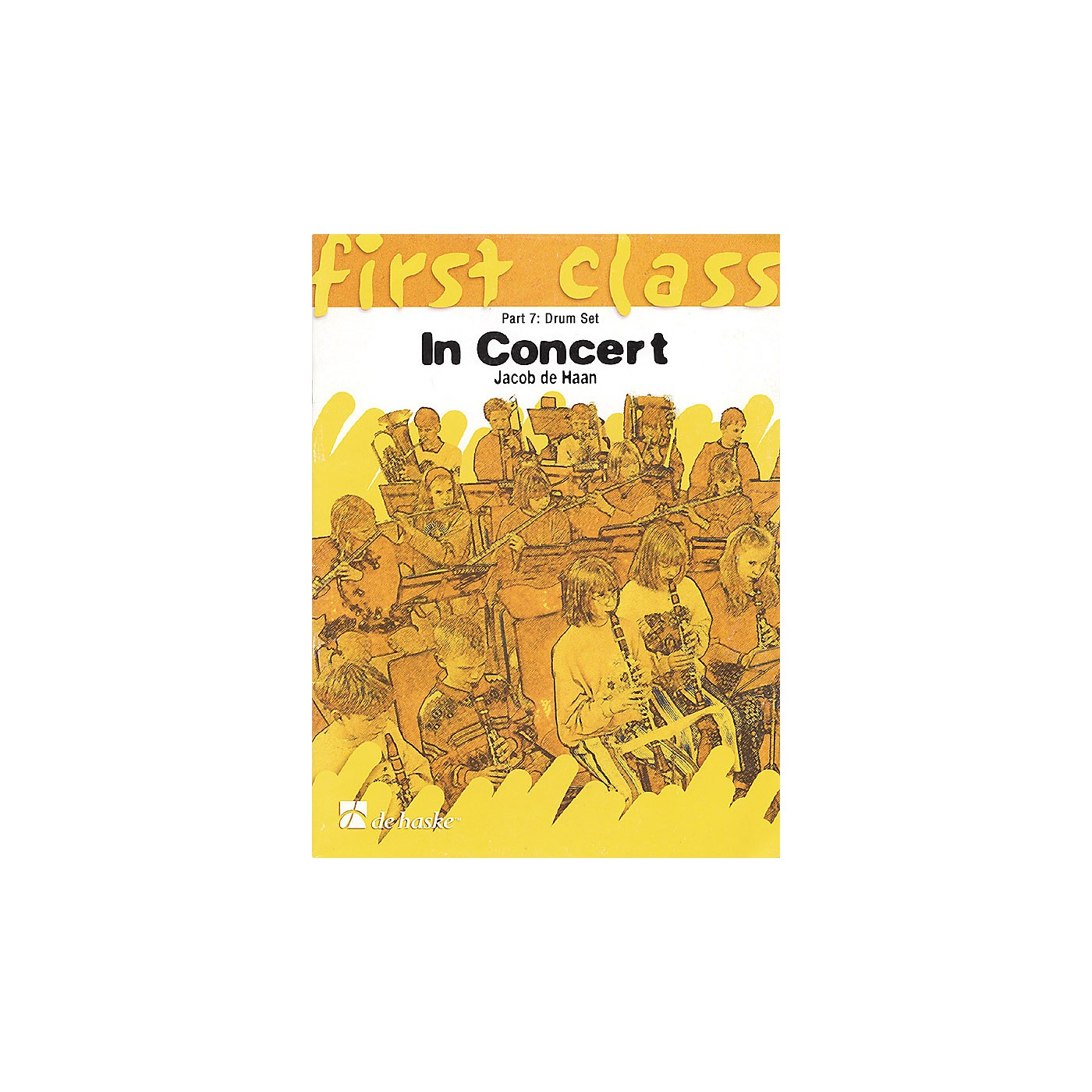 De Haske Music First Class - In Concert Concert Band Level 1.5 Composed by Jacob de Haan thumbnail
