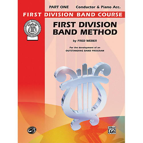 Alfred First Division Band Method Part 1 Conductor thumbnail