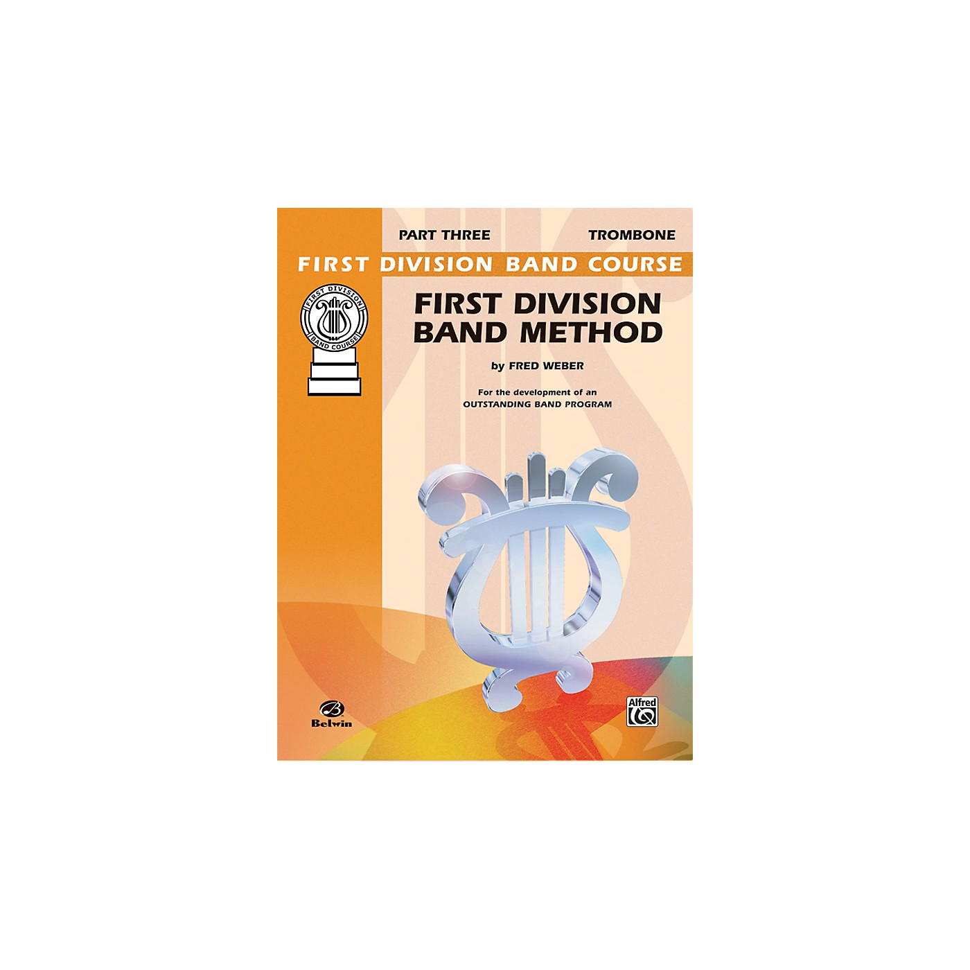 Alfred First Division Band Method Part 3 Trombone thumbnail