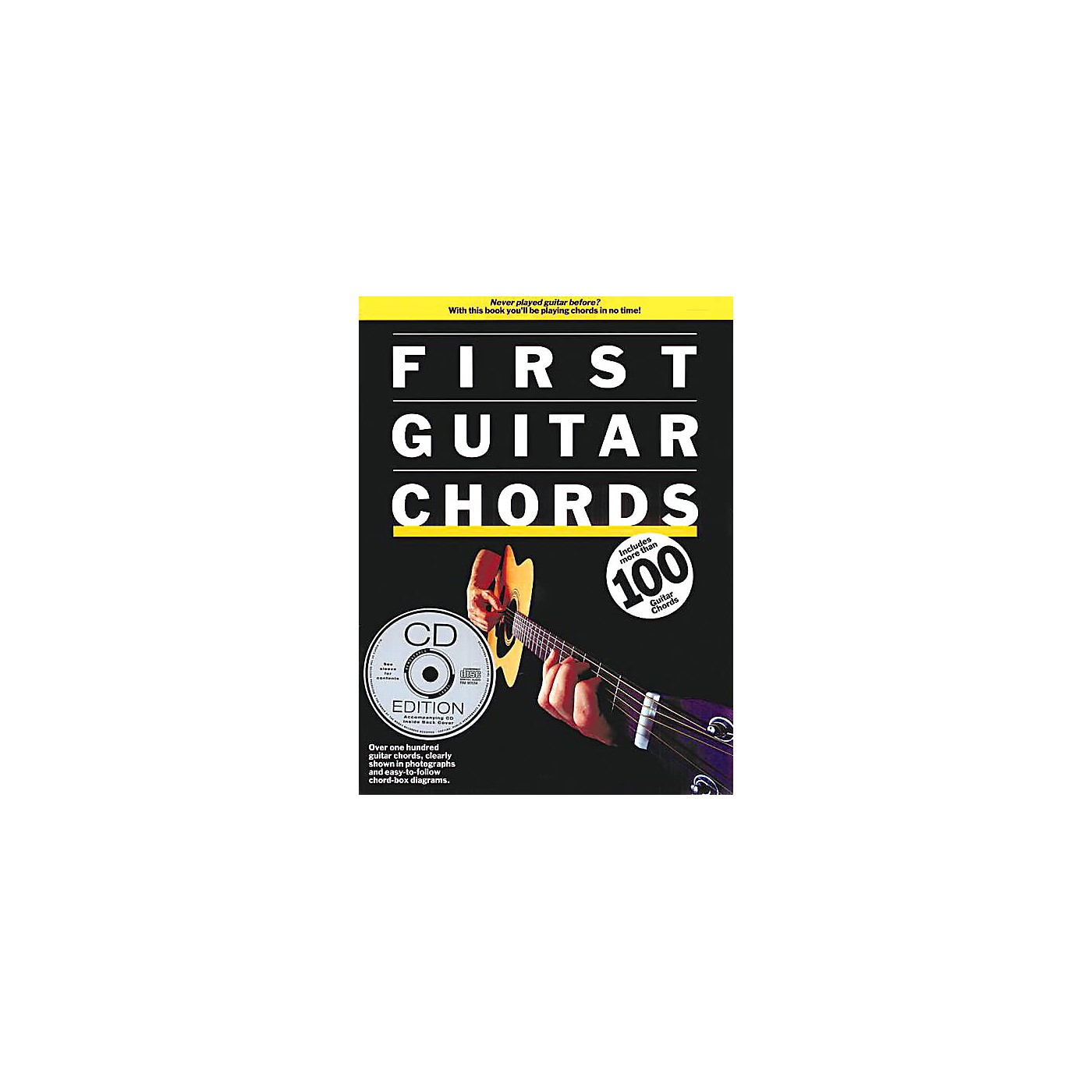 Music Sales First Guitar Chords Music Sales America Series Softcover with CD Written by Arthur Dick thumbnail