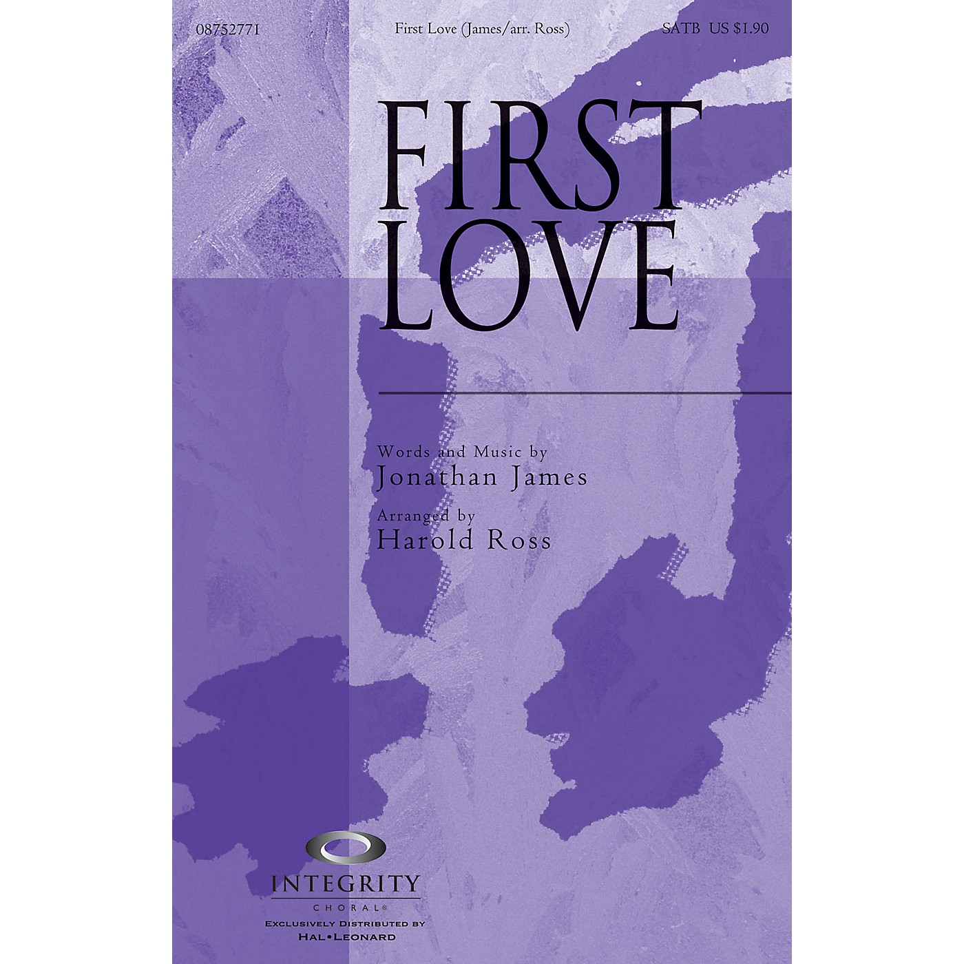 Integrity Choral First Love ORCHESTRA ACCOMPANIMENT Arranged by Harold Ross thumbnail