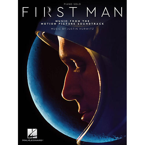Hal Leonard First Man (Music from the Motion Picture Soundtrack) Piano Solo Songbook thumbnail