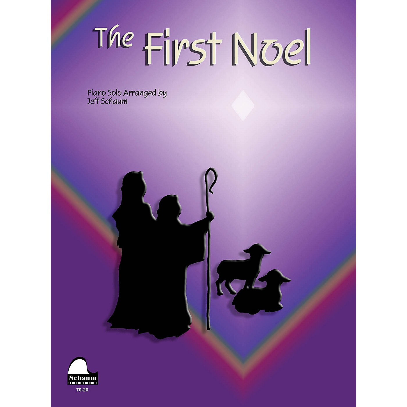 SCHAUM First Noel Educational Piano Series Softcover thumbnail