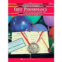KJOS First Performance Oboe