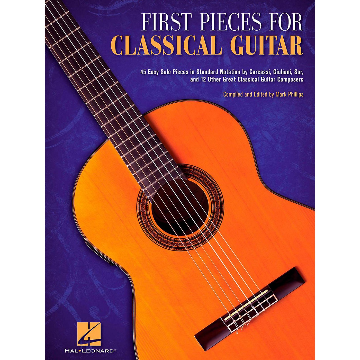 Hal Leonard First Pieces For Classical Guitar (No Tab) thumbnail
