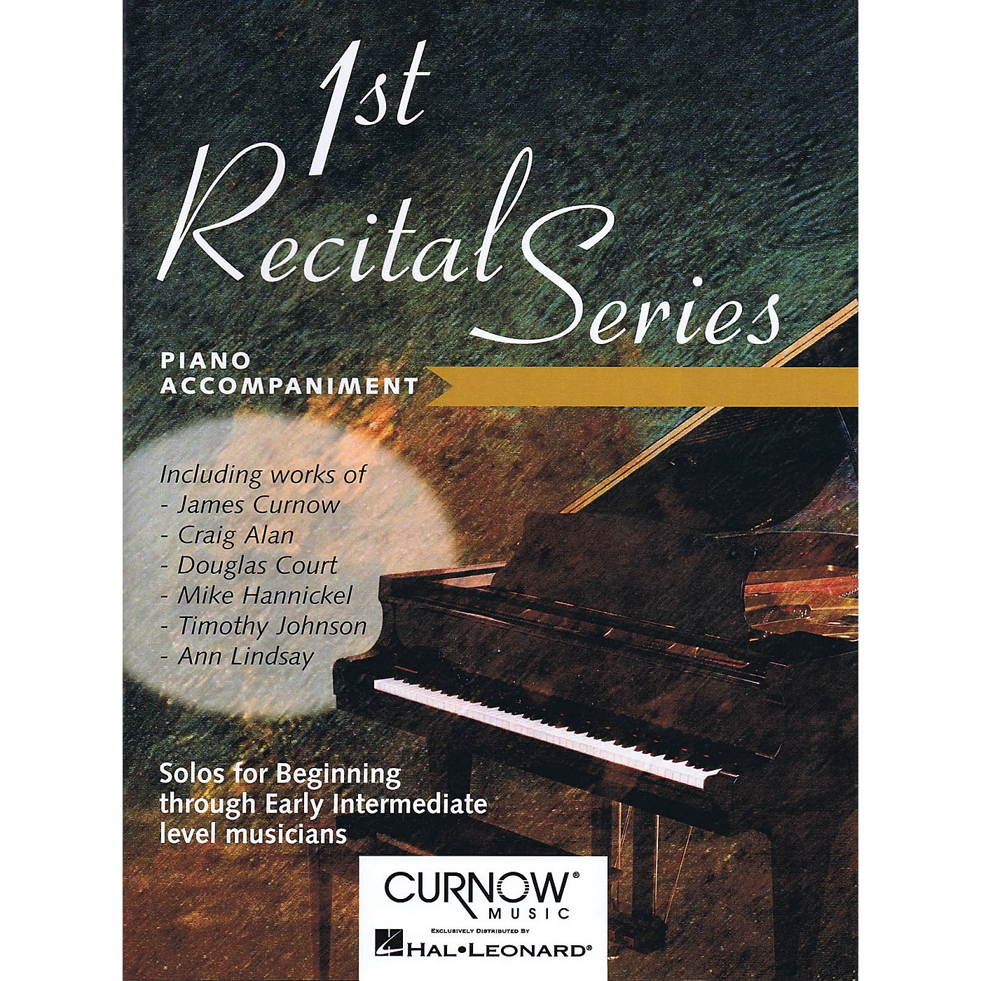 Curnow Music First Recital Series (Piano Accompaniment for Tuba, Eb Bass and Bb Bass) Curnow Play-Along Book Series thumbnail