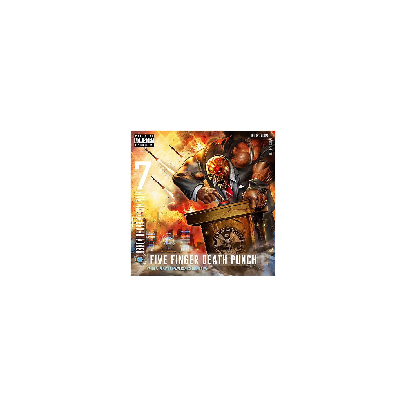 Alliance Five Finger Death Punch - And Justice For None (CD) thumbnail