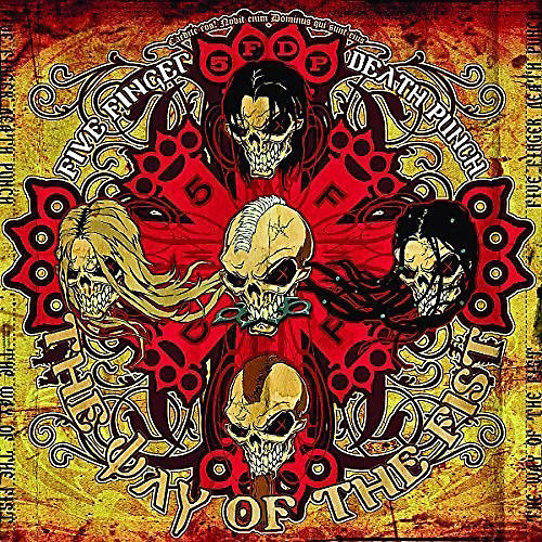 Alliance Five Finger Death Punch - Way of the Fist (Blood Red Coloured Vinyl) thumbnail