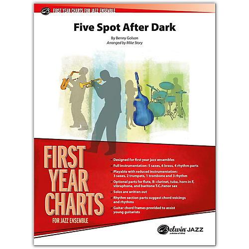 BELWIN Five Spot After Dark Conductor Score 1 (Easy) thumbnail
