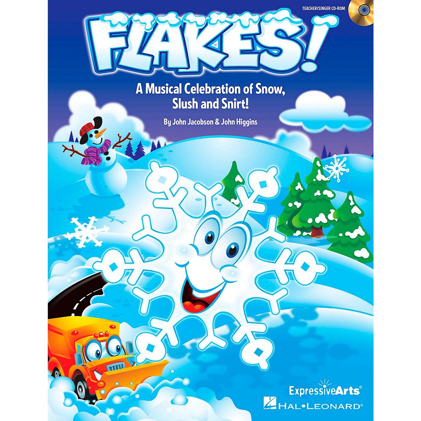 Hal Leonard Flakes!  Musical Celebration of Snow, Slush and Snirt! (Classroom Kit) thumbnail